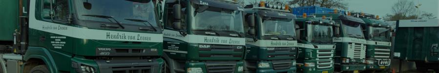Hendrik van Loenen Transporteur